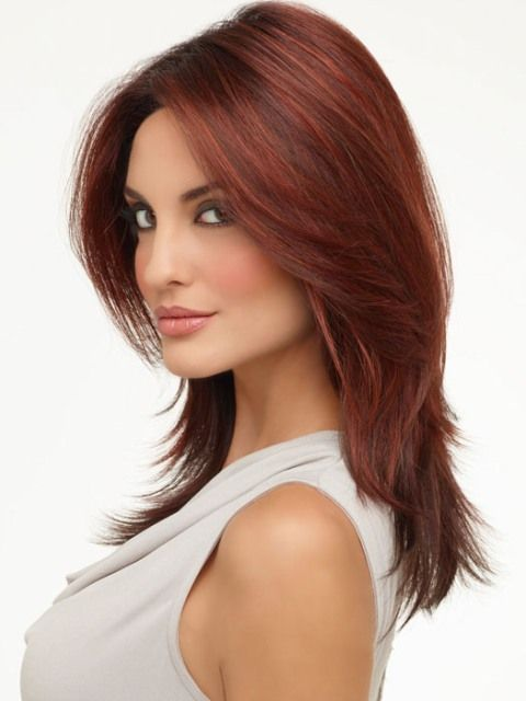 Classy & Easy Medium Hairstyles For Heart Shaped Faces
