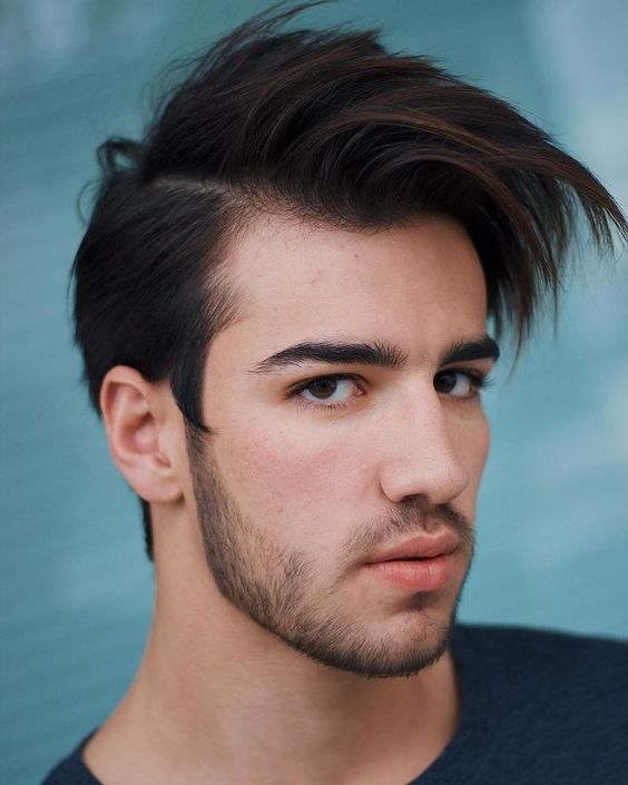 Best Side Part Haircuts for Men 2019 , Page 26 of 35