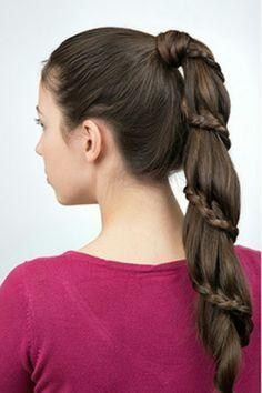 Coolest Hairstyles for Teen Girls - Page 10 of 24 ...