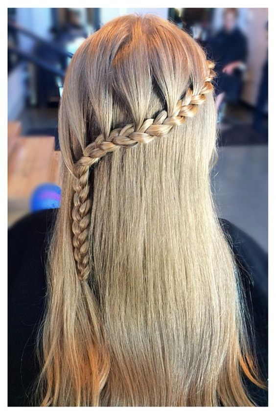Easy Hairstyles for Schools