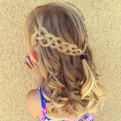 Girl Hairstyles Ideas for Toddlers and Tweens