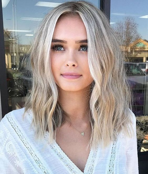 Popular Medium Hairstyles For Work 2019 Page 23 Of 29 Hairstylezonex