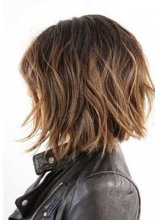 More Chic Wavy Bob Haircuts