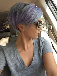Easy & Simple Cute Short Hair Styles For Women
