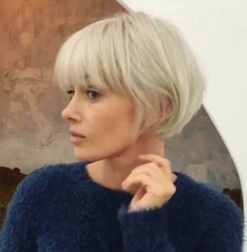 Chic Short Bob Haircuts