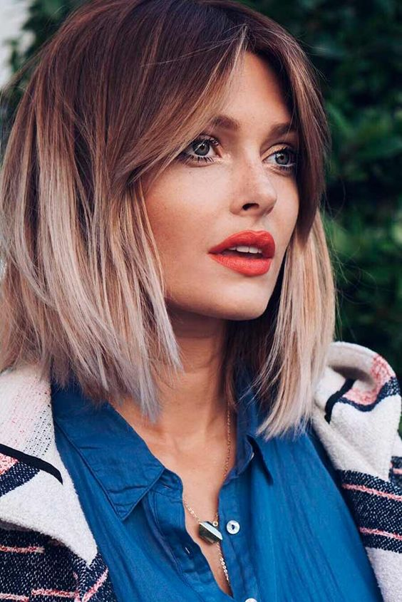 Amazing Ways To Style A Bob With Bangs