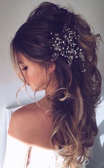 Trendy Wedding Hairstyles for Chic Brides