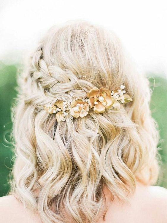 Beautiful Wedding Hairstyles Ideas