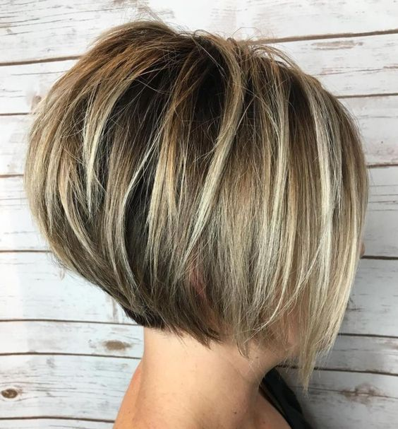 Trendy Inverted Bob Haircuts