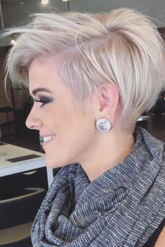 Adorable & Stylish Short Haircuts for Thick Hair