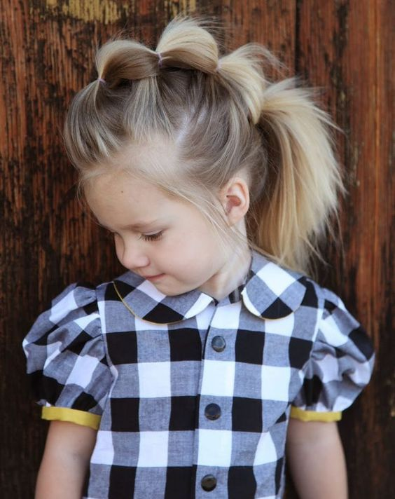 Adorable Toddler Girl Haircuts