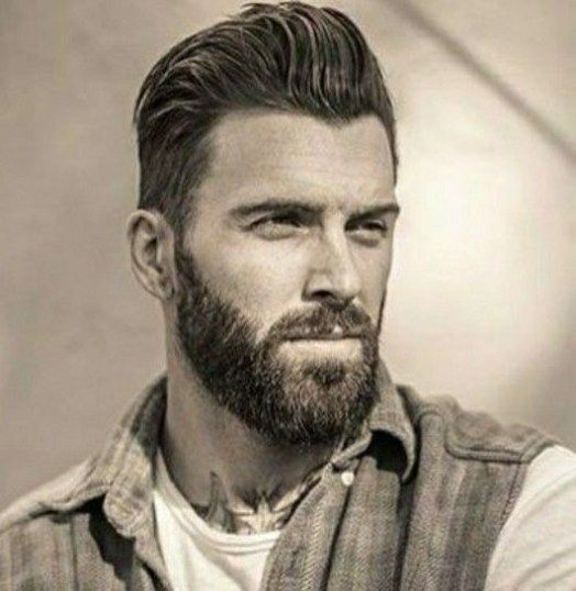 Amazing Beards and Hairstyles for Modern Men