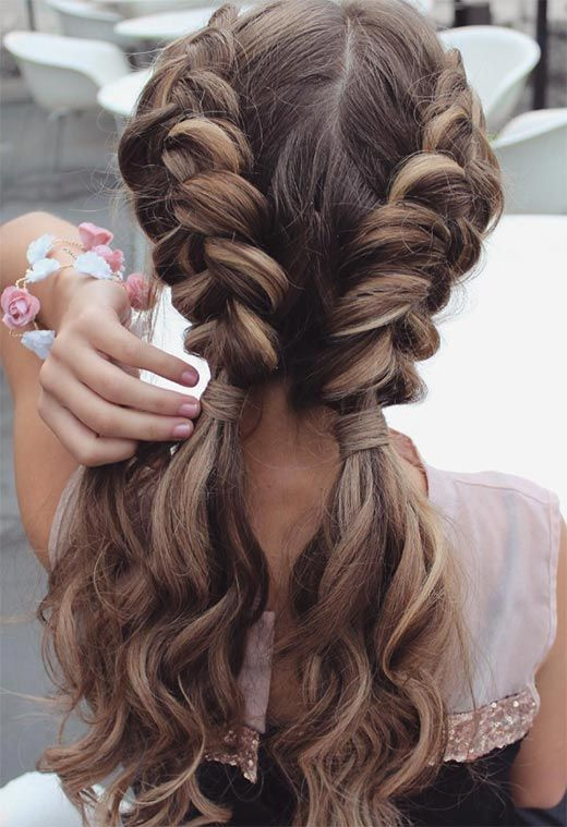 Amazing Braided Hairstyles for Long Hair for Every Occasion