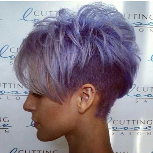 Amazing Funky Hairstyle To Make You Stand Out In The Crowd