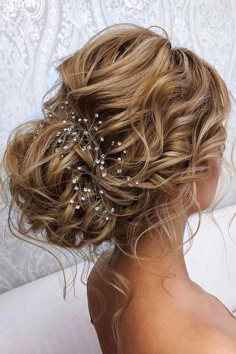 Amazing Hair Updos Ideas For Christmas