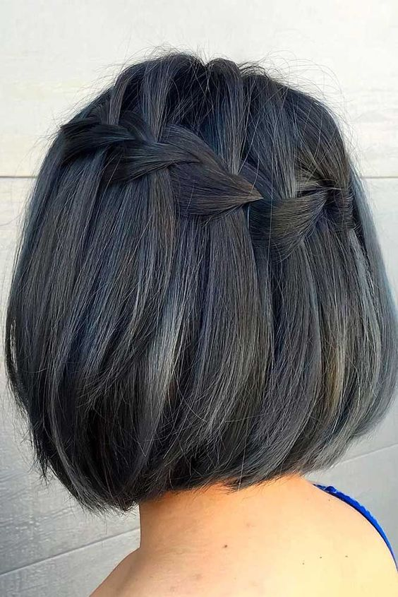 Amazing Prom Hairstyles for Short Hair 2019