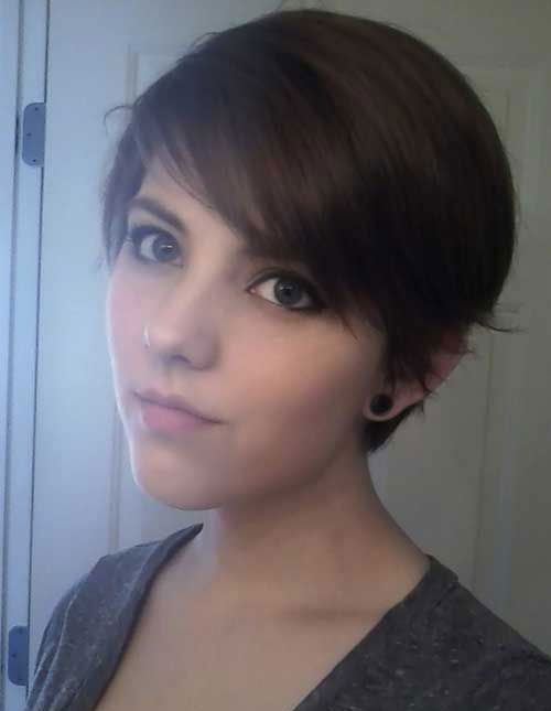 Amazing short hairstyles for girls