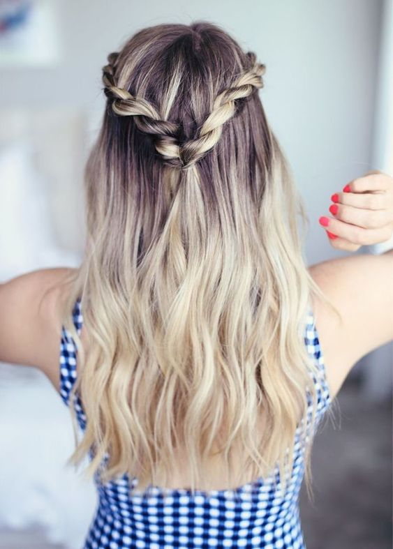 28 Cute and Cool Hairstyles for Teen Girls - Page 2 of 28 ...