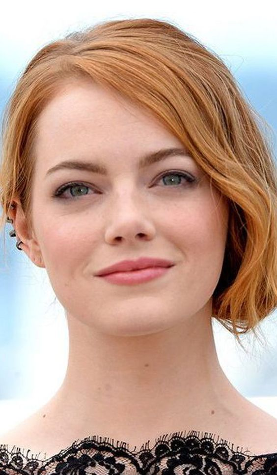 Beautiful Medium Hairstyles for Round Faces