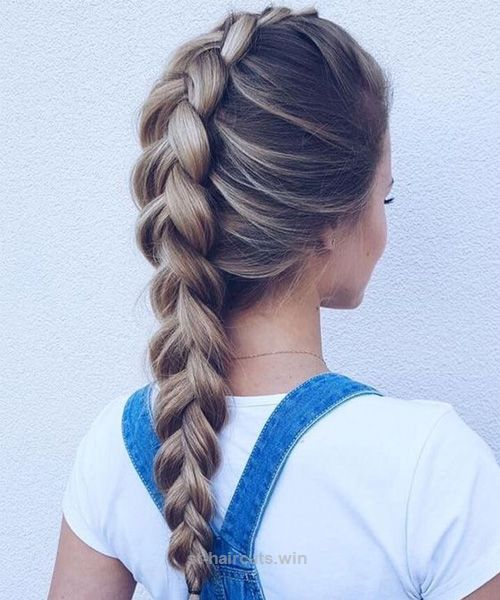 Best Fishtail Braided Hairstyles for Teenage Girls