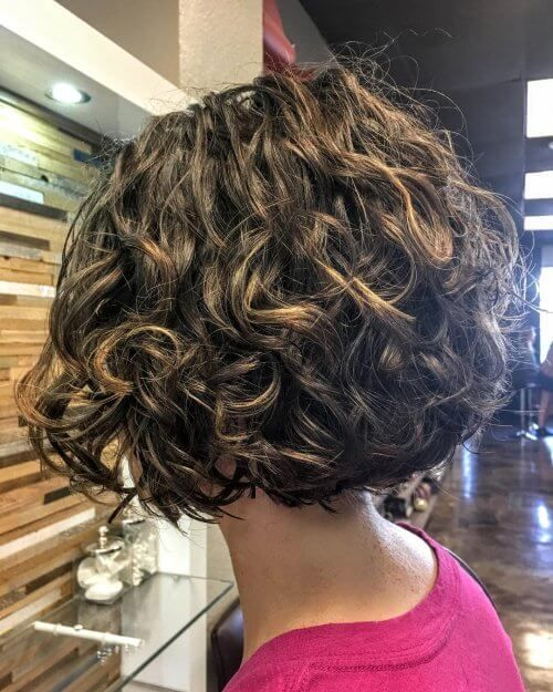 Best Hairstyles for Short Curly Hair Trending in 2019
