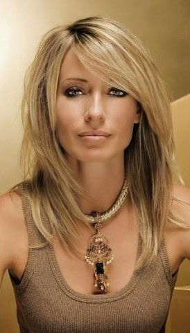 Best Ideas To Wear Shoulder Length Layered Hair