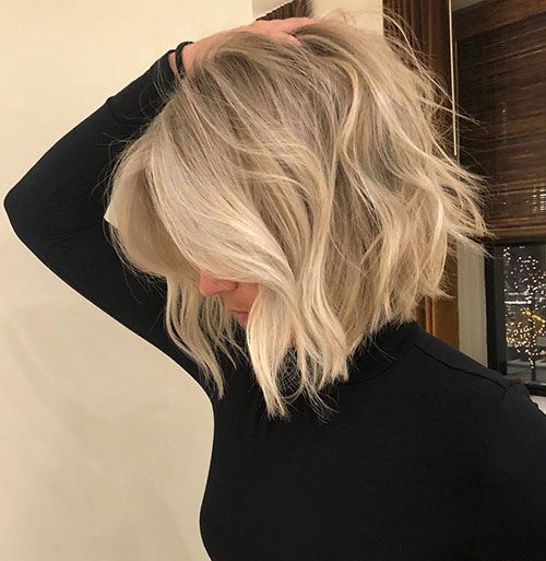 Best Messy Short Hairstyles Ideas for 2019