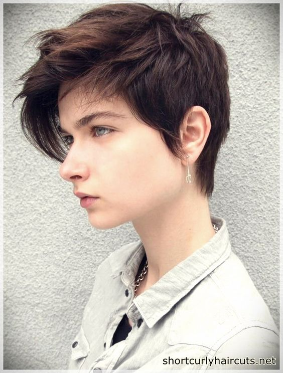Best Pixie Haircuts for Round Faces