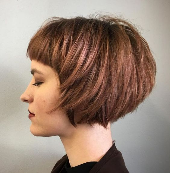Best Short Bob Haircuts and Hairstyles