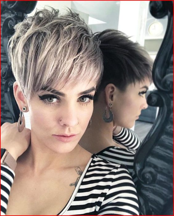 Best Short Pixie Cuts 2019