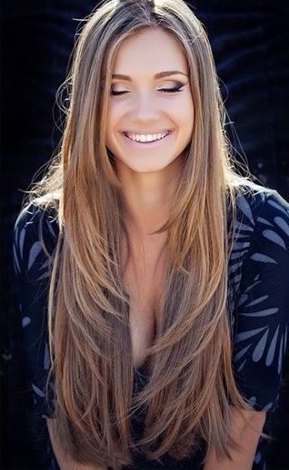 Best Women's Haircuts For Long Straight Hair