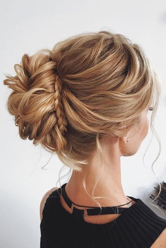 Boho Inspired Unique And Creative Wedding Hairstyles