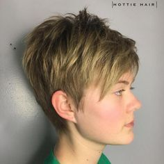 Bold and Beautiful Short Spiky Haircuts for Women