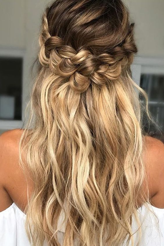 Braided Wedding Hair Ideas You Will Love