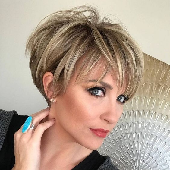 Cool Ideas for Women's Short Hairstyles for 2019
