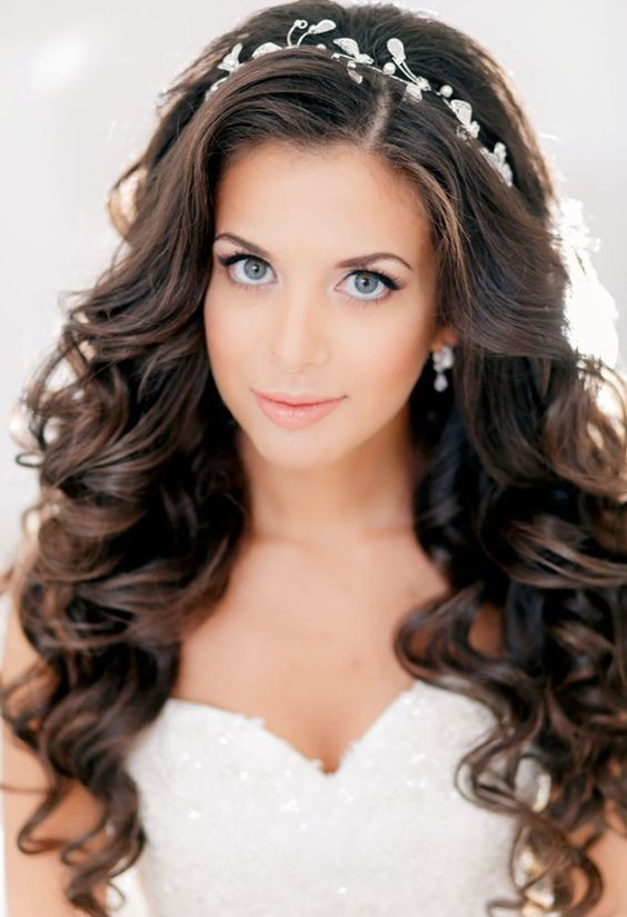Creative and Beautiful Wedding Hairstyles for Long Hair