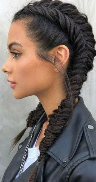 Cute Hairstyle For Teen Girls You Can Copy 2019