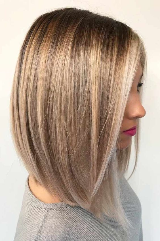 29 Best Medium Hairstyles For Thick Hair Only For You Hairstylezonex