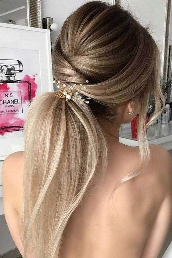 2019 Wedding Hair Trends