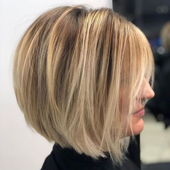 23 Winning Looks With Cute Short Bob Cuts 2019 Hairstyle Zone X