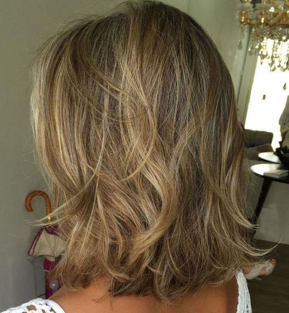 22 Superb Medium Length Hairstyles For Thick Hair 2019 Page 6 Of 22 Hairstyle Zone X