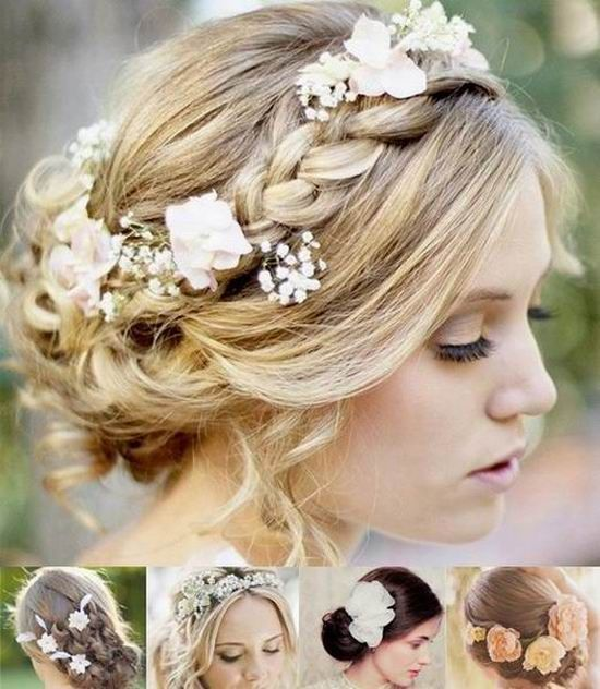 Absolutely Adorable Fall Wedding Hairstyles