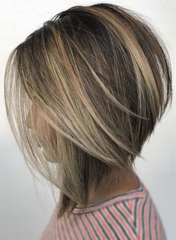 17 Latest Bob Hairstyles For Thin Hair 2019 Hairstyle Zone X
