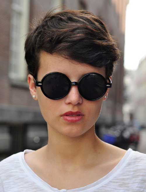 Adorable Short Haircuts for Women