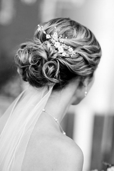 Adorable Wedding Hairstyles To Rock With A Veil