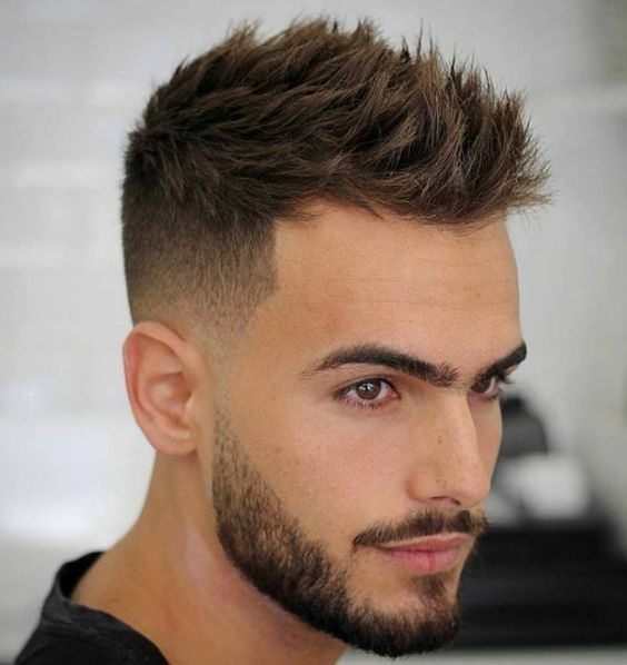 15 Trendy Short Haircut for Men with Highlight in 2019 ...