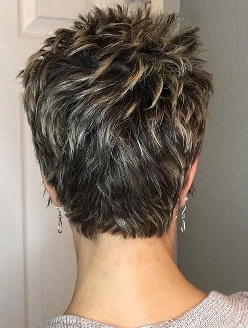 Beautiful Pixie Cuts for Older Women