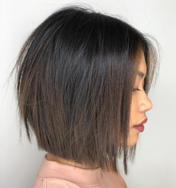 Beautiful and Convenient Medium Bob Hairstyles