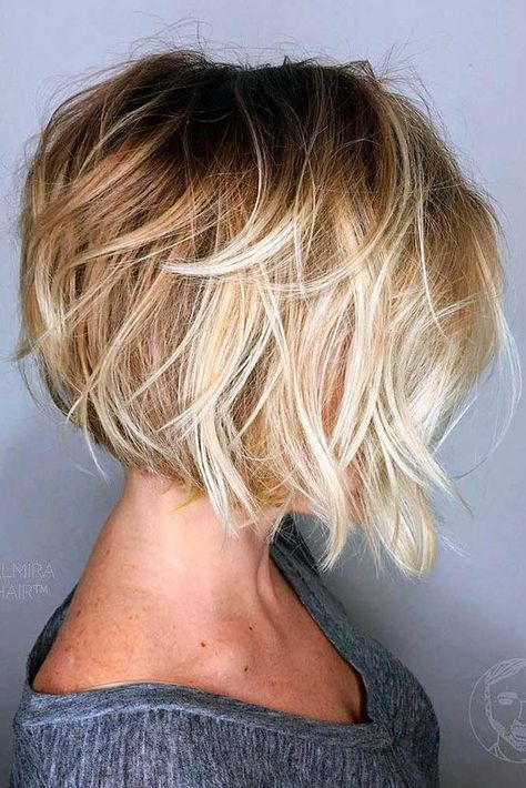 34 Trendy Inverted Bob Haircuts for Women in 2019 - Page 33 ...