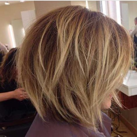 Best Layered Bob Haircuts Ideas